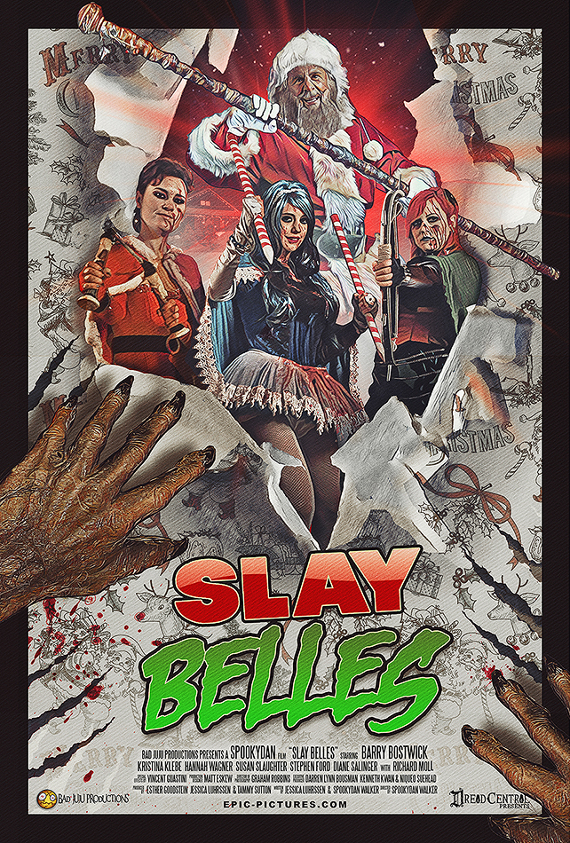 Slay Belles Official Poster!